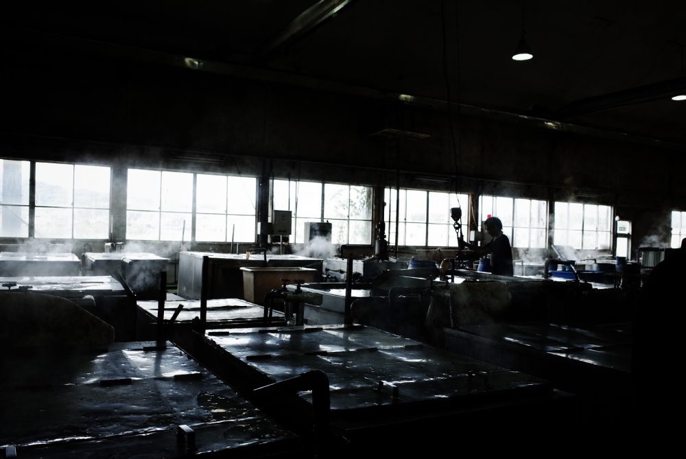 new technologies, old challenges > old materials, new challenges. 京丹市蠶絲復興計劃